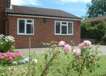 Thumbnail 1 bed semi-detached bungalow to rent in The Meadows, Breachwood Green, Hitchin