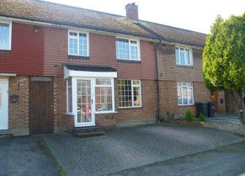 Thumbnail 3 bed terraced house for sale in St. Johns Road, Havant, Hampshire