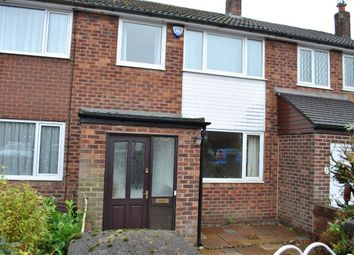 Thumbnail 3 bed terraced house to rent in Osbourne Close, Farnworth, Bolton