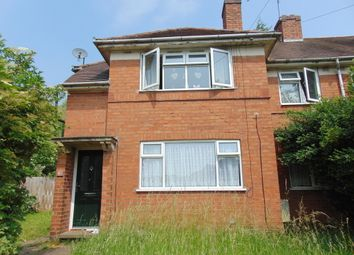 Thumbnail 2 bedroom maisonette to rent in Linley Grove, Kings Heath, Birmingham