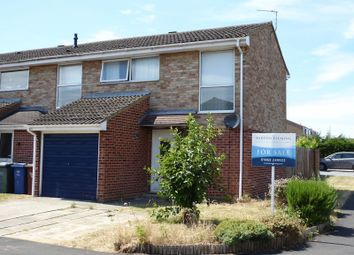 Thumbnail 2 bed end terrace house for sale in Sterling Close, Bicester
