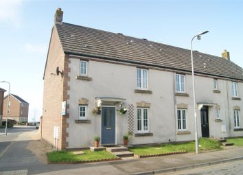 Thumbnail 3 bed end terrace house for sale in Mariners Quay, Port Talbot