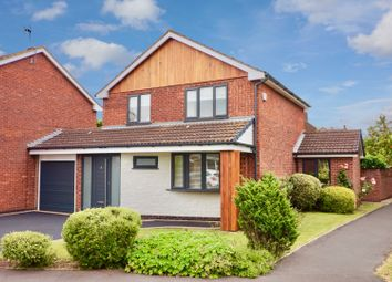 Thumbnail 3 bed link-detached house for sale in Courtney Close, Nuneaton