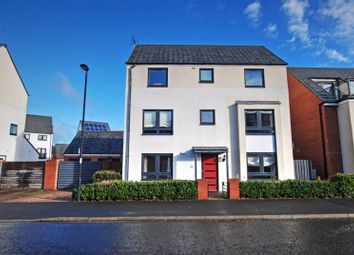Thumbnail 4 bed detached house for sale in Shoreswood Way, Newcastle Upon Tyne