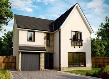 "Thumbnail 4 bed detached house for sale in ""Azure Garden Room Hepburn Gate  "" at Fallside Road, Bothwell, Glasgow"