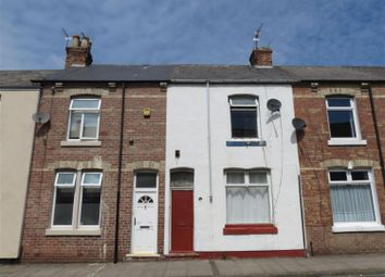 Thumbnail 2 bed terraced house for sale in Cameron Street, Hartlepool, Cleveland