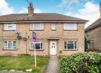 Thumbnail 2 bedroom maisonette for sale in Marwood Close, Welling