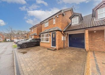 3 bed link-detached house for sale in Mannock Way, Woodley, Reading RG5
