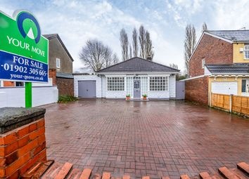 4 bed bungalow for sale in Cannock Road, Wednesfield, Wolverhampton WV10