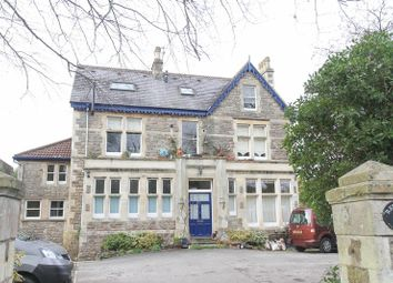 Thumbnail 2 bed flat for sale in The Avenue, Clevedon
