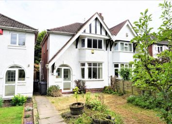 Thumbnail 3 bed semi-detached house for sale in Bristol Road South, Birmingham
