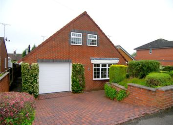 Thumbnail 3 bed detached bungalow for sale in The Hamlet, South Normanton, Alfreton