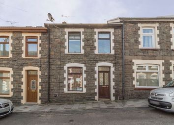 Thumbnail 3 bed terraced house for sale in School Street, Elliots Town, New Tredegar