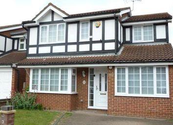 Thumbnail 5 bedroom detached house to rent in Milton Way, Houghton Regis, Dunstable