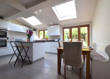 Thumbnail 4 bed terraced house for sale in Headington Road, Earlsfield