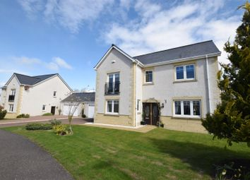 Thumbnail 5 bed detached house for sale in Earn Drive, Tibbermore, Perth