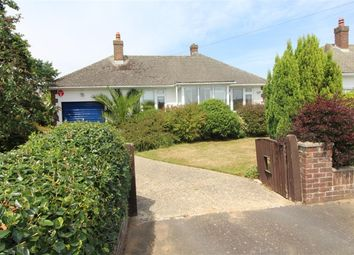 Thumbnail 3 bed bungalow for sale in Danes Close, Barton On Sea, New Milton