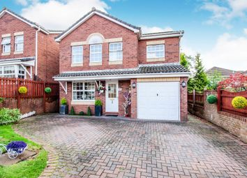 Thumbnail 4 bed detached house for sale in Ash Wynd, Cambuslang, Glasgow