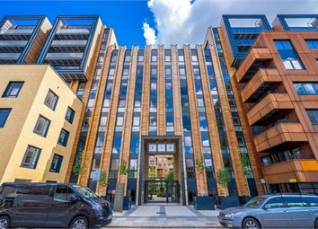 Thumbnail 1 bed flat for sale in City Wharf, The Cooper Building, 36 Wharf Road, London