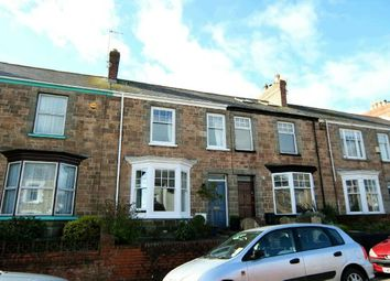 Thumbnail 4 bed terraced house for sale in The Crescent, Truro