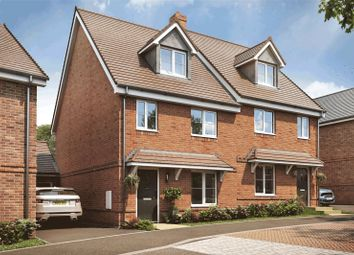 Thumbnail 4 bed semi-detached house for sale in Oak Park, Longmoor Road, Liphook, Hampshire