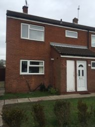 Thumbnail 3 bed semi-detached house to rent in Bevan Avenue, New Rossington, Doncaster