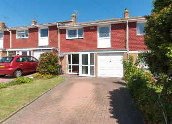 Thumbnail 3 bed terraced house for sale in St. Jeans Road, Westgate-On-Sea