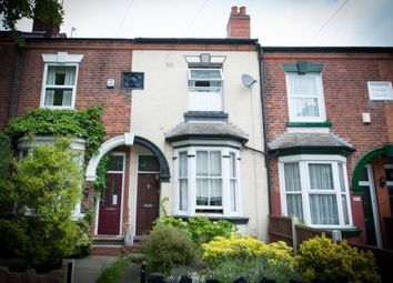 Thumbnail 2 bed terraced house for sale in Somerset Road, Erdington, Birmingham