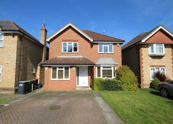 Thumbnail 4 bed detached house for sale in The Birches, Bushey WD23.