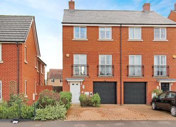 Thumbnail 4 bed semi-detached house for sale in Redcurrant Ave, Aylesbury