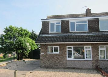 Thumbnail 3 bed semi-detached house to rent in Shorwell Road, Carlton, Nottingham