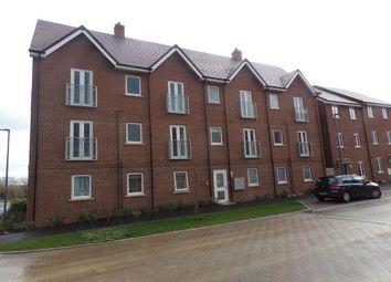 Thumbnail 2 bed flat for sale in Santa Cruz Avenue, Newton Leys, Bletchley, Milton Keynes