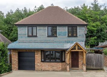 Thumbnail 5 bed detached house for sale in Pinewood Avenue, New Haw, Addlestone