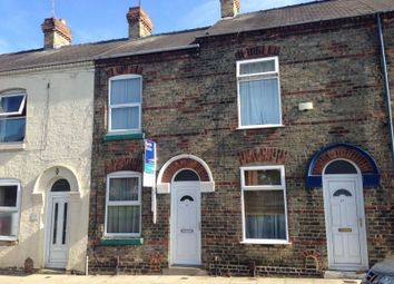Thumbnail 2 bed property to rent in Livingstone Street, York