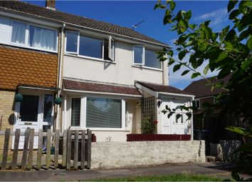 Thumbnail 3 bedroom end terrace house to rent in Stephens Road, Tadley