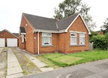 Thumbnail 3 bed bungalow for sale in Forester Way, Hull