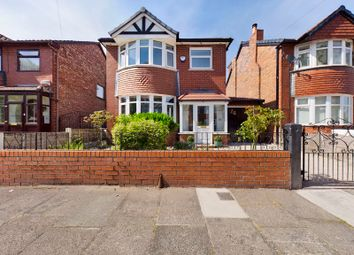 Thumbnail 3 bed detached house for sale in Bradfield Road, Stretford, Manchester