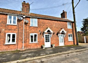 Thumbnail 2 bed cottage for sale in Lynn Road, West Rudham, King's Lynn
