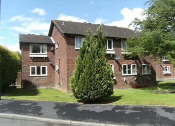 Thumbnail 1 bed flat to rent in Millersdale Court, Glossop