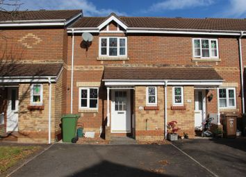 Thumbnail 2 bed terraced house to rent in Rowland Drive, Caerphilly