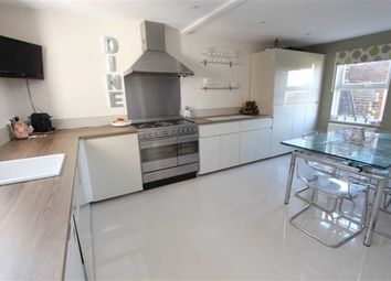 Thumbnail 4 bed terraced house for sale in Meadow Way, Leighton Buzzard