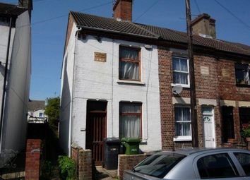Thumbnail 2 bed terraced house to rent in Clarence Road, Peterborough