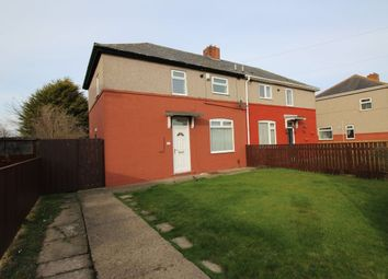 Thumbnail 3 bed semi-detached house for sale in Northumberland Road, Thornaby, Stockton-On-Tees