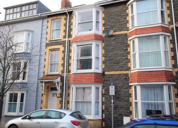Thumbnail 3 bedroom flat to rent in Portland Street, Aberystwyth