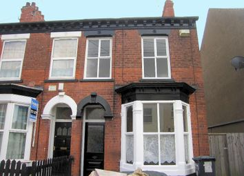 Thumbnail 3 bedroom property to rent in De Grey Street, Hull