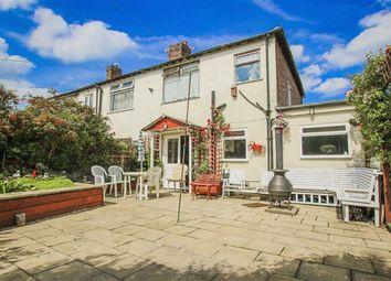 Thumbnail 3 bed semi-detached house for sale in St. Nicholas Road, Lowton, Warrington