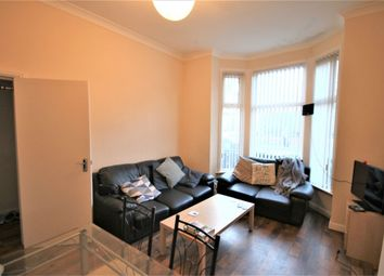 Thumbnail 5 bed terraced house to rent in Cardigan Road, Hyde Park, Leeds, West Yorkshire