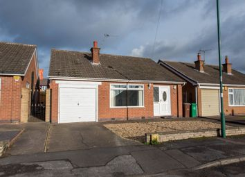 Thumbnail 2 bed detached bungalow for sale in Walesby Crescent, Nottingham