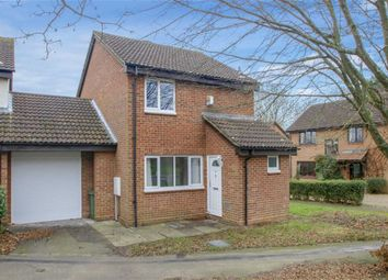Thumbnail 3 bed link-detached house for sale in Summerhayes, Great Linford, Milton Keynes, Bucks