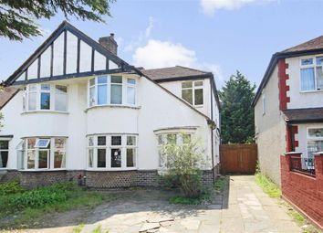 Thumbnail 4 bed semi-detached house for sale in Powder Mill Lane, Whitton, Twickenham